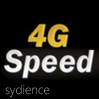 4G Speed Test Logo